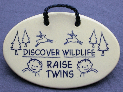 Discover Wildlife, Raise Twins