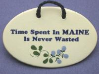 Time spent in Maine is never wasted